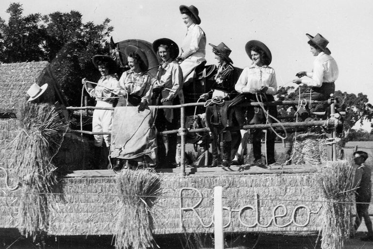 1950 Procession