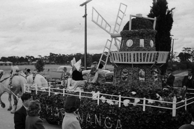 1951 Parade Winner Marananga