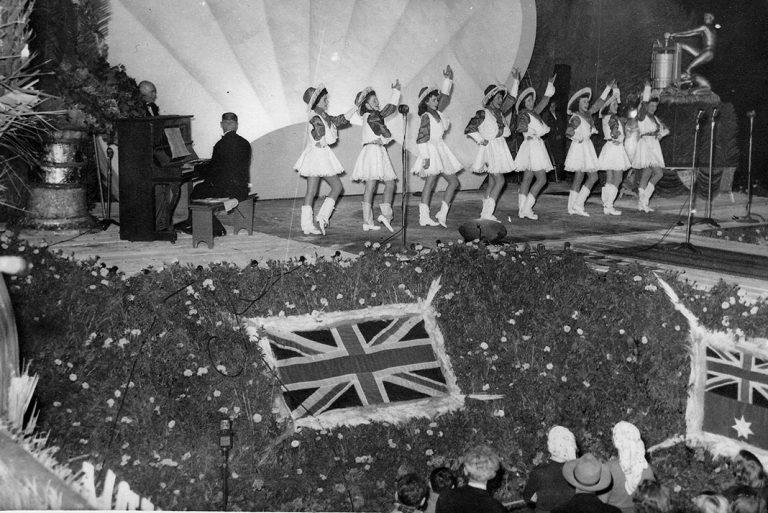 1951 Soundshell performance