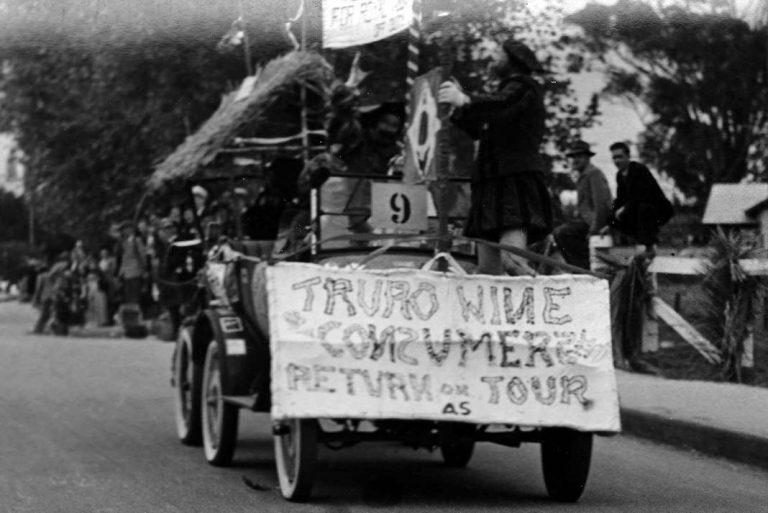 1951 Parade Truro Most Humorous