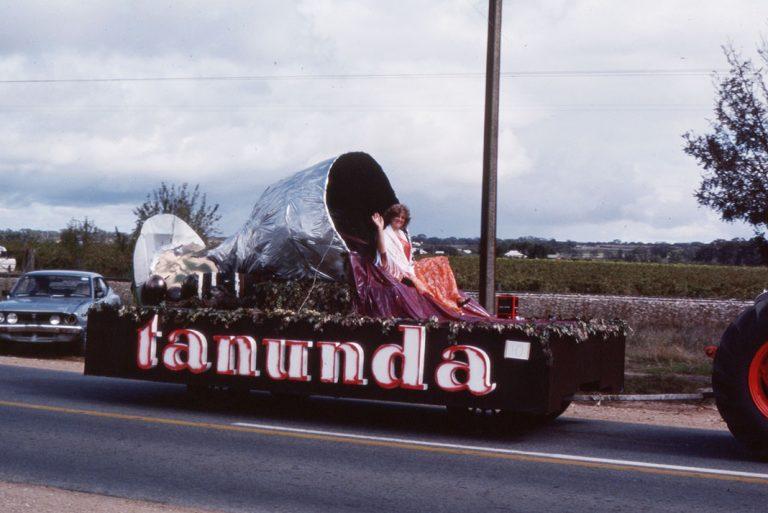 Tanunda float