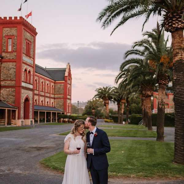 Donna + Jason | Chateau Tanunda Wedding, Barossa Barossa Valley SA